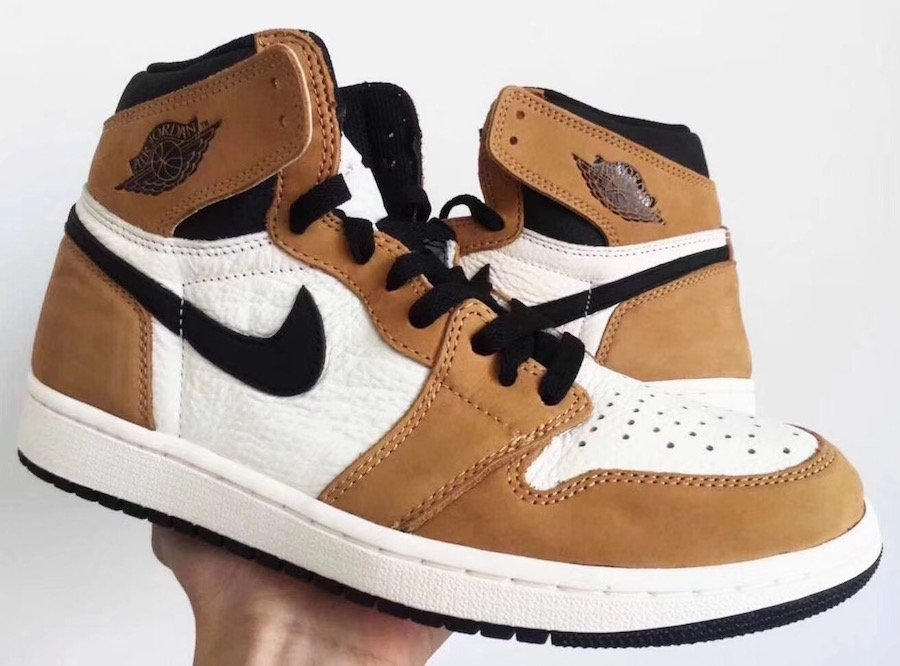 Air Jordan 1 Rookie of the year Release Date