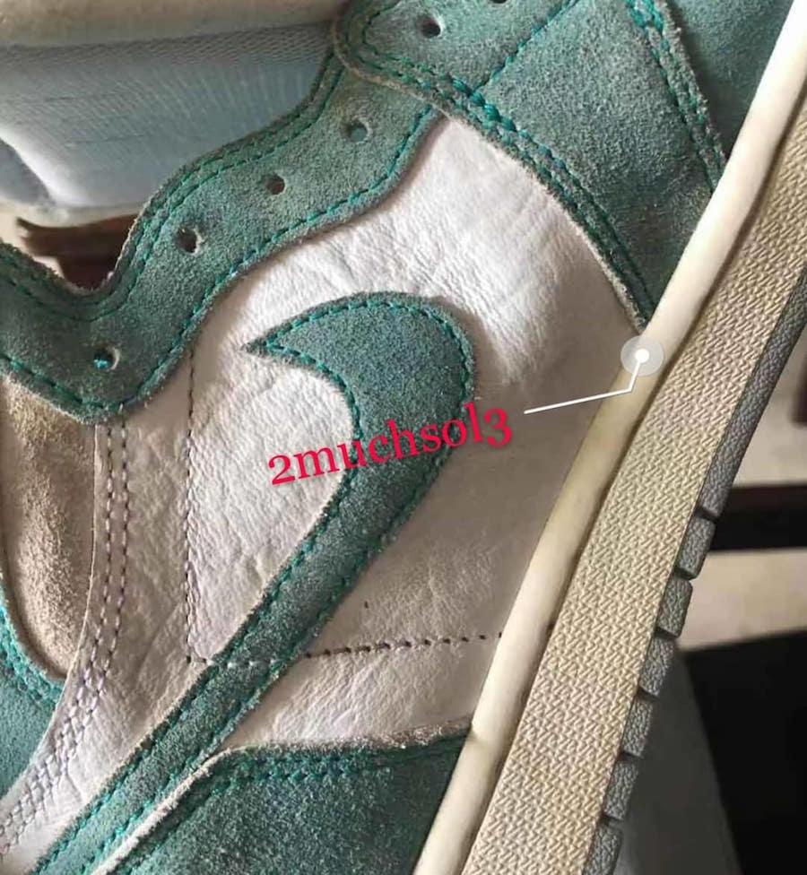 Air Jordan 1 Turbo Green 555088-311