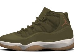 Air Jordan 11 Neutral Olive