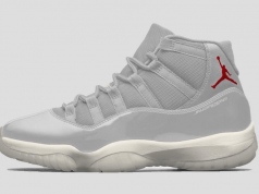 Air Jordan 11 Platinum Tint 378037-016