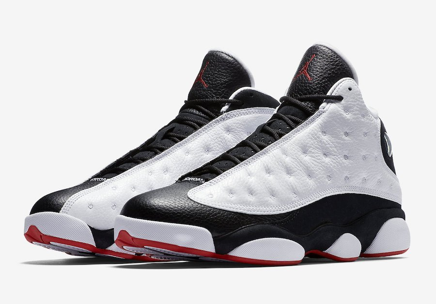 quality design c8137 6ad4d Air Jordan 13 He Got Game 2018 Release Date | SneakerFiles