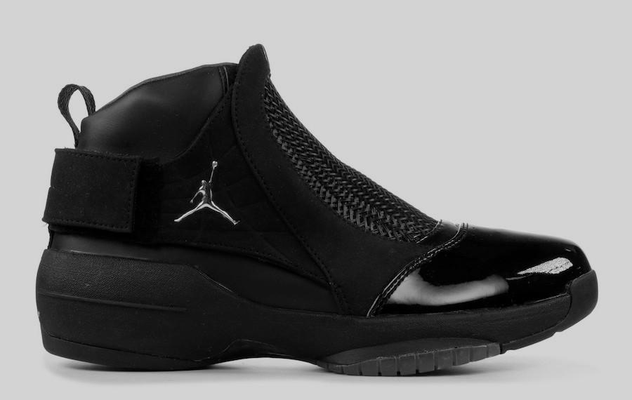 Air Jordan 19 XIX Elemental Gold 2019