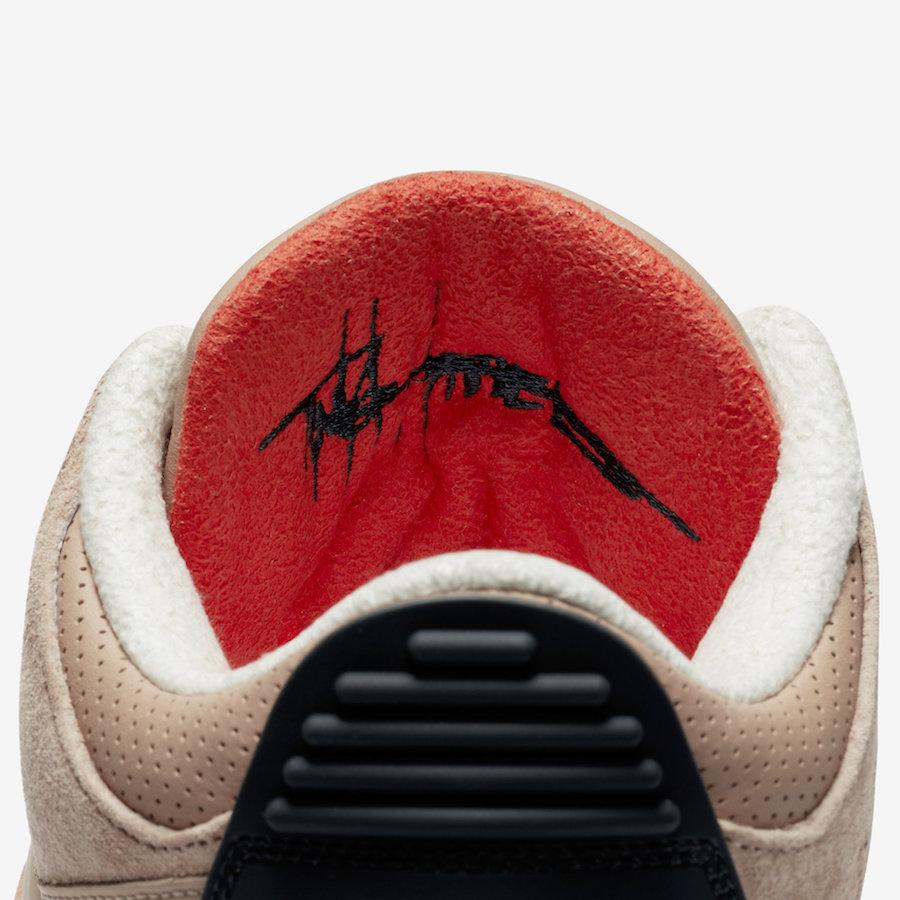 Air Jordan 3 Bio Beige Justin Timberlake