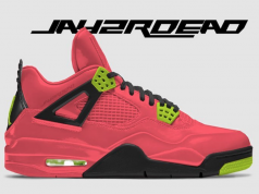 Air Jordan 4 NRG Hot Punch 2019