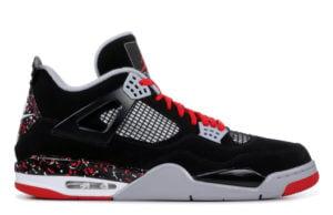 Air Jordan 4 OVO Splatter Promo