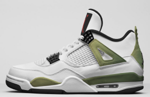 Air Jordan 4 Pale Citron 308497-116 2019