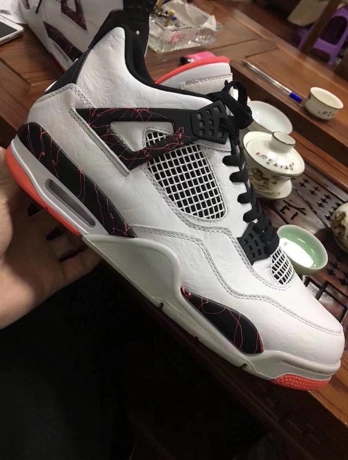 Air Jordan 4 Pale Citron 308497-116 Release Date
