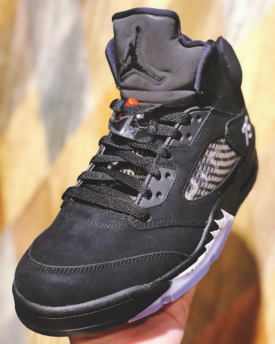 f4778817f93 Air Jordan 5 PSG Paris Saint-Germain Release Date | SneakerFiles
