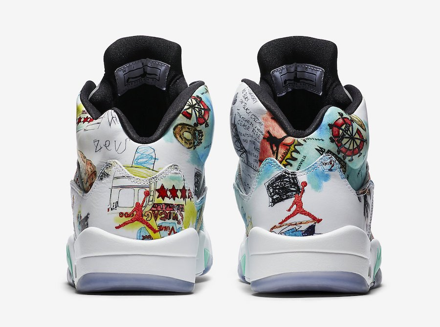 Air Jordan 5 Wings AV2405-900
