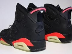 Air Jordan 6 Black Infrared OG 2019 Nike Air