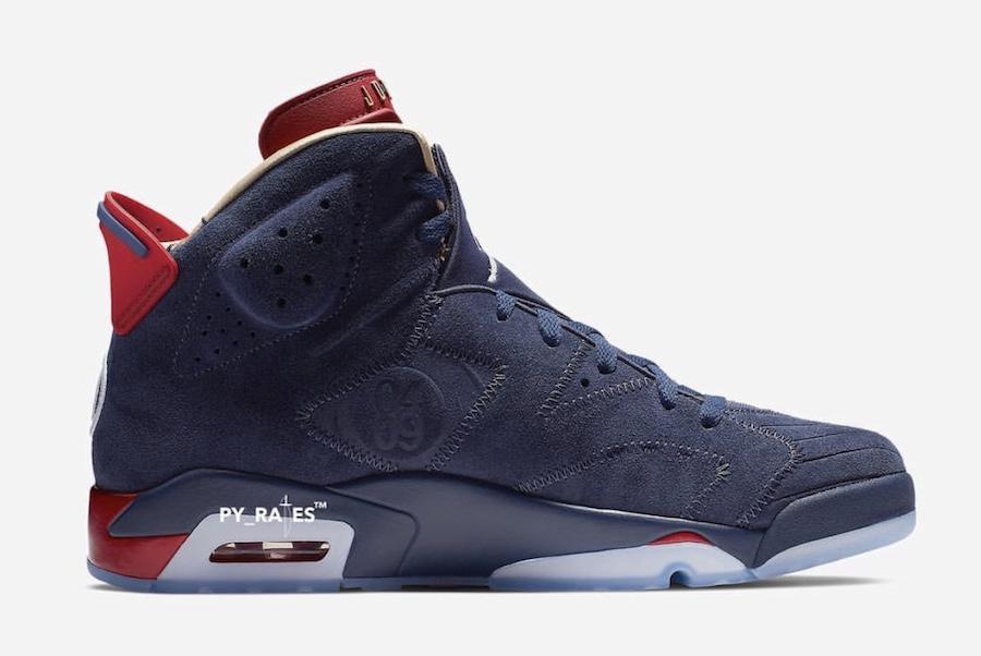 Air Jordan 6 DB Doernbecher Release Date