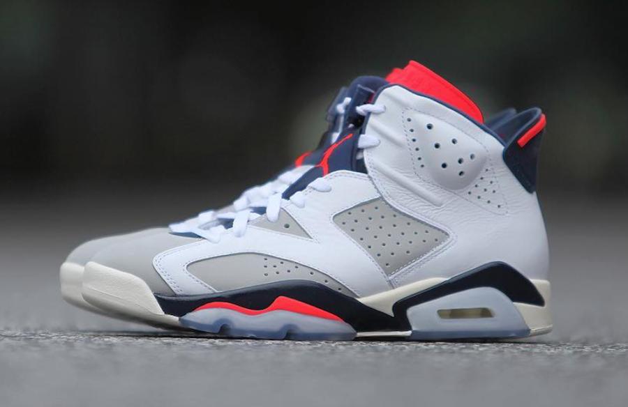 premium selection 7e74b 838fb Air Jordan 6 Tinker 384664-104 Release Date | SneakerFiles