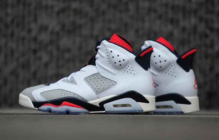premium selection d1500 dd53f Air Jordan 6 Tinker 384664-104 Release Date | SneakerFiles