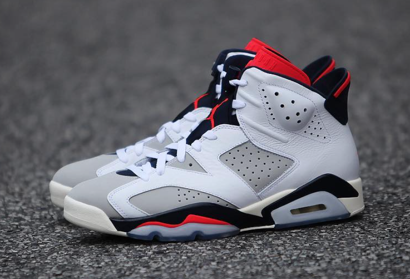 premium selection e430f 4a8f5 Air Jordan 6 Tinker 384664-104 Release Date | SneakerFiles