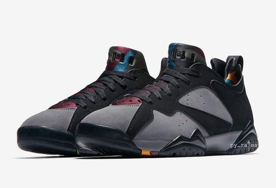 Air Jordan 7 Low NRG Bordeaux