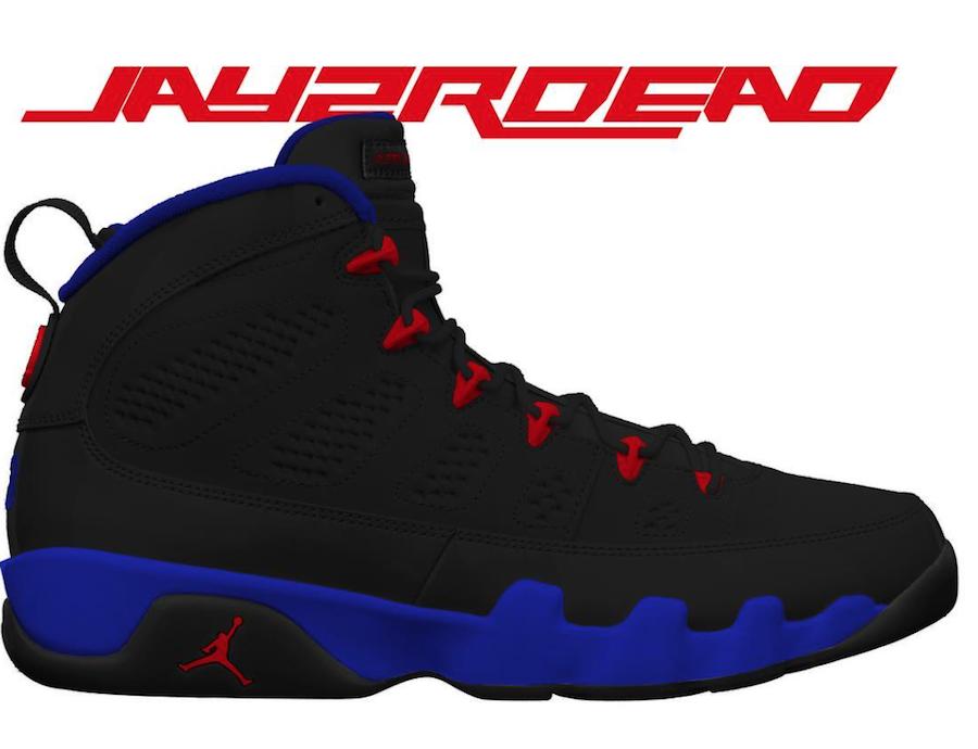 12759d29341fd5 Air Jordan 9 Dark Concord 302370-065 Release Date