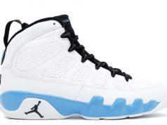 Air Jordan 9 University Blue 302370-145 2019