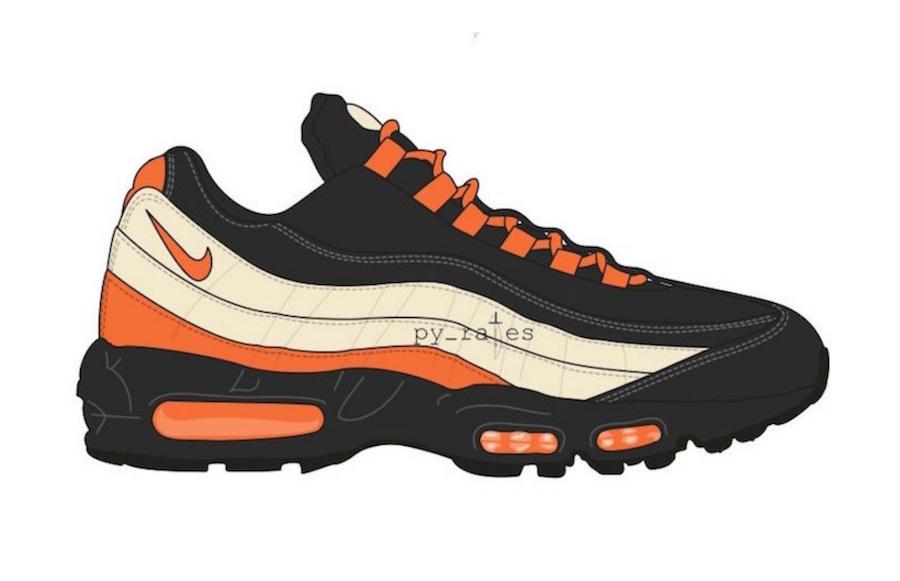 Carhartt Nike Air Max 95 Release Date