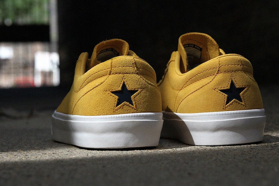 Converse One Star Lakers