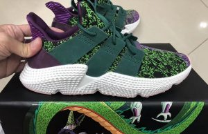 Dragon Ball Z adidas Prophere Cell Packaging