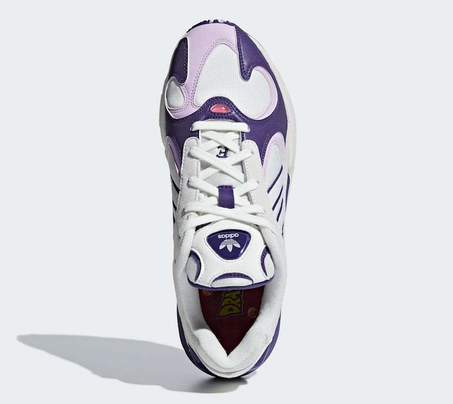 premium selection cc864 f125e Dragon Ball Z adidas Yung-1 Frieza D97048