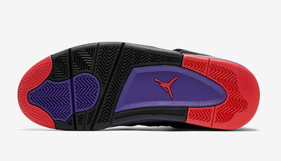 Drake Air Jordan 4 Raptors AQ3816-056 2019 Release Info