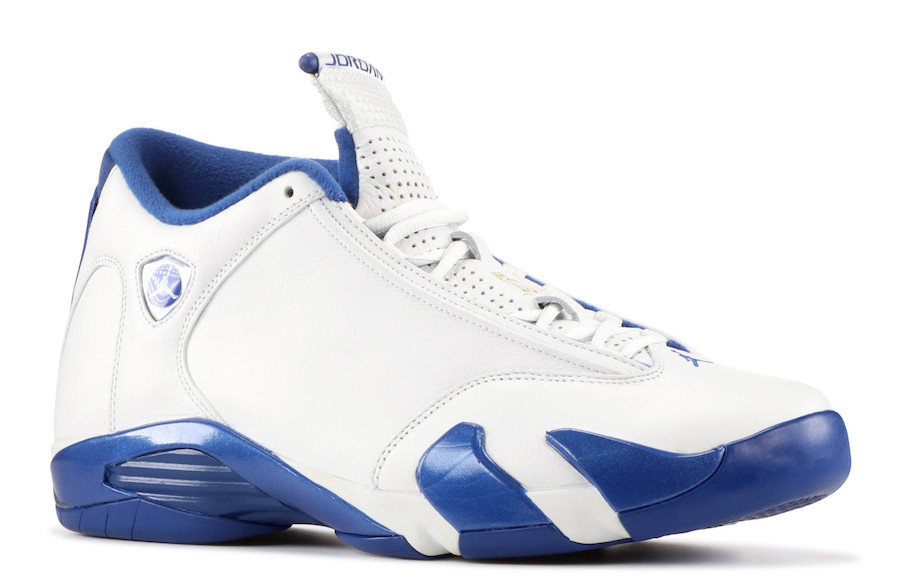 Drake OVO Air Jordan 14 Kentucky PE Gods Plan