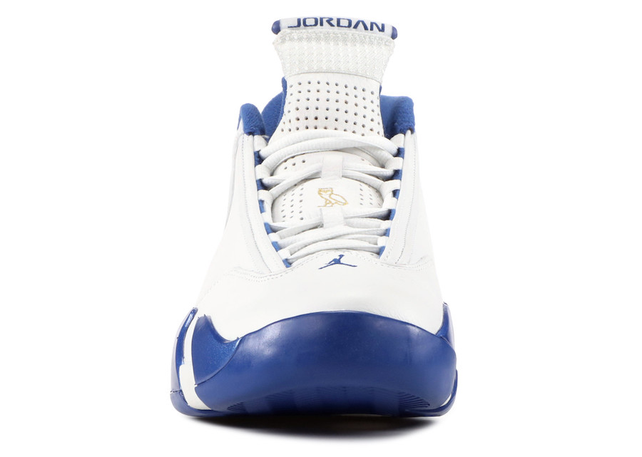 Drake OVO Air Jordan 14 Kentucky PE Gods Plan