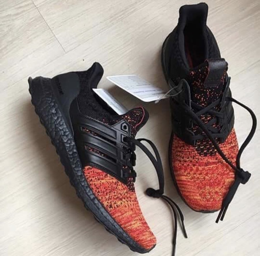 Game of Thrones adidas Ultra Boost House of Targaryen Dragons Release Date