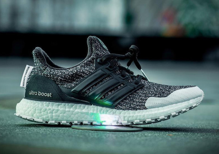 a0be997a990 Game of Thrones adidas Ultra Boost Nights Watch Release Date Info Price