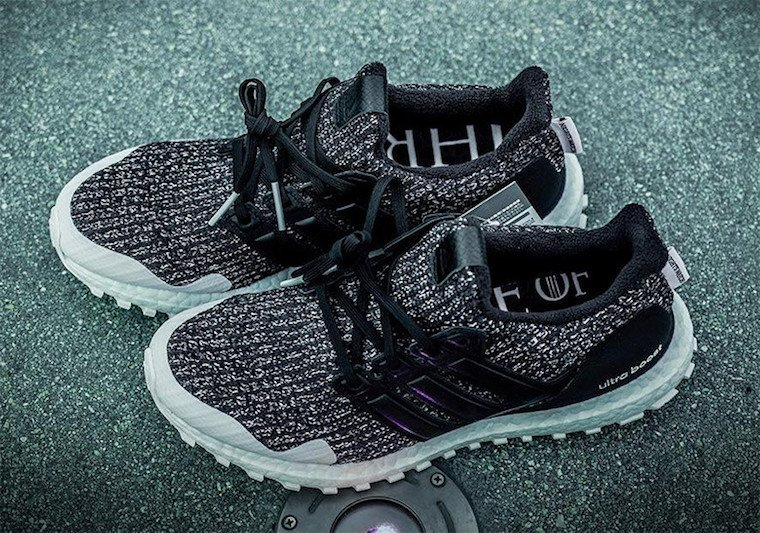 e893e37f0 Game of Thrones adidas Ultra Boost Nights Watch Release Date Info Price