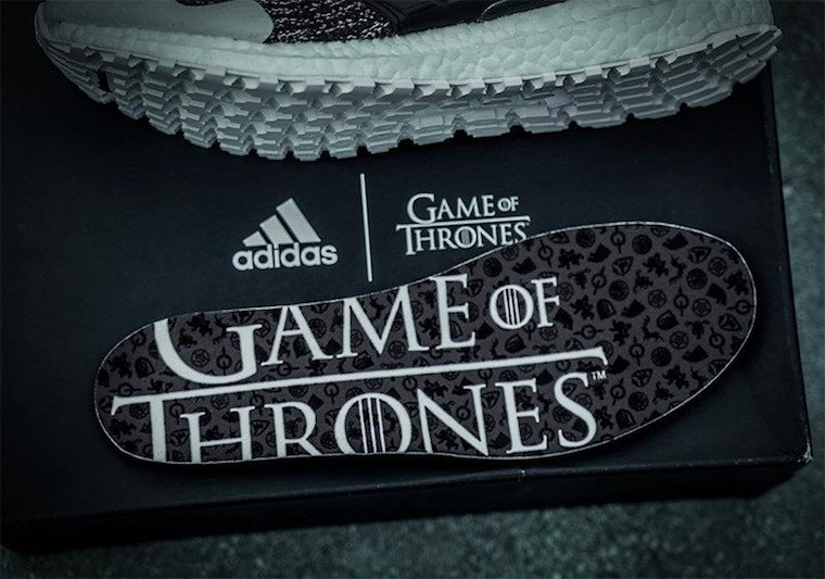 Game of Thrones adidas Ultra Boost Nights Watch Release Date Info Price