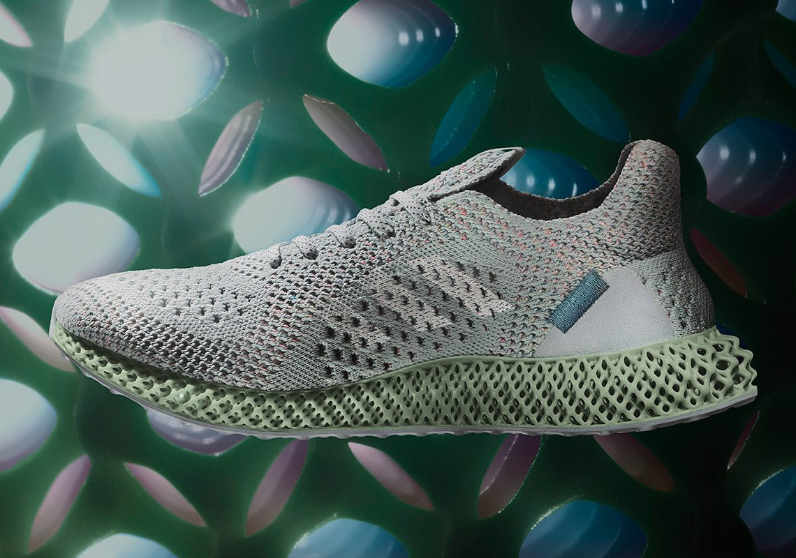 Invincible adidas FutureCraft 4D Release