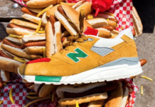J.Crew New Balance 998 Condiments