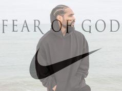 Jerry Lorenzo Nike Air Fear of God 1