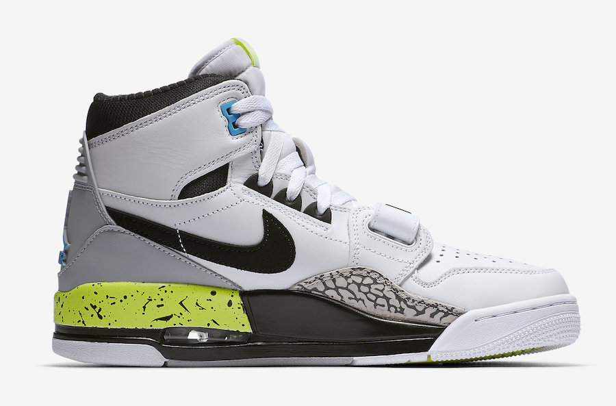 Jordan Legacy 312 Air Command Force AQ4160-107 Release Date Info