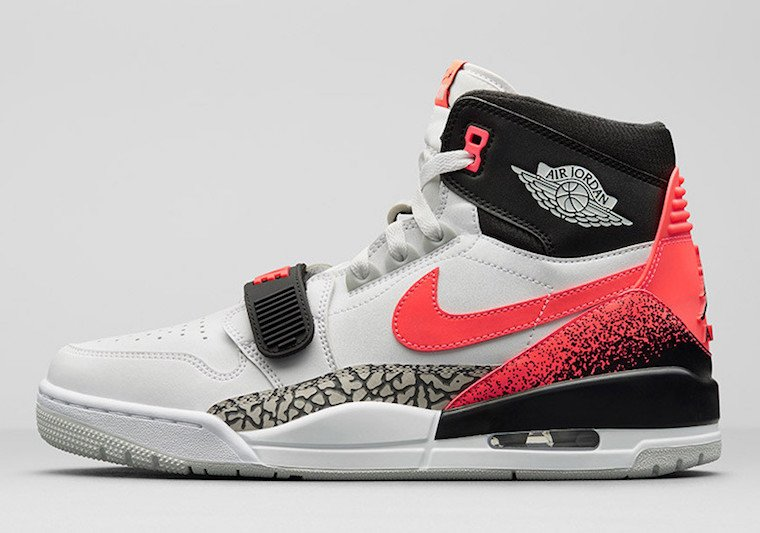 Jordan Legacy 312 Hot Lava Air Tech Challenge AQ4160-108