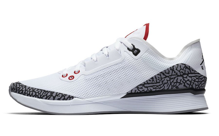 Jordan Racer 88 White Cement