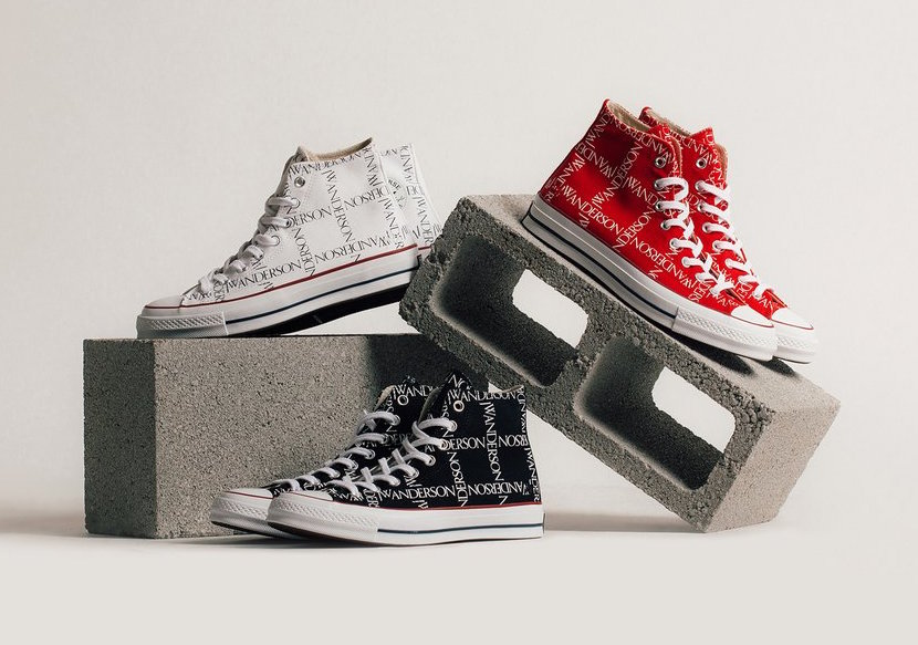 JW Anderson Converse Chuck 70 Hi Collection