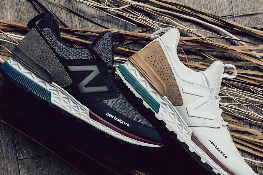 New Balance 574 Sport Decon Pack