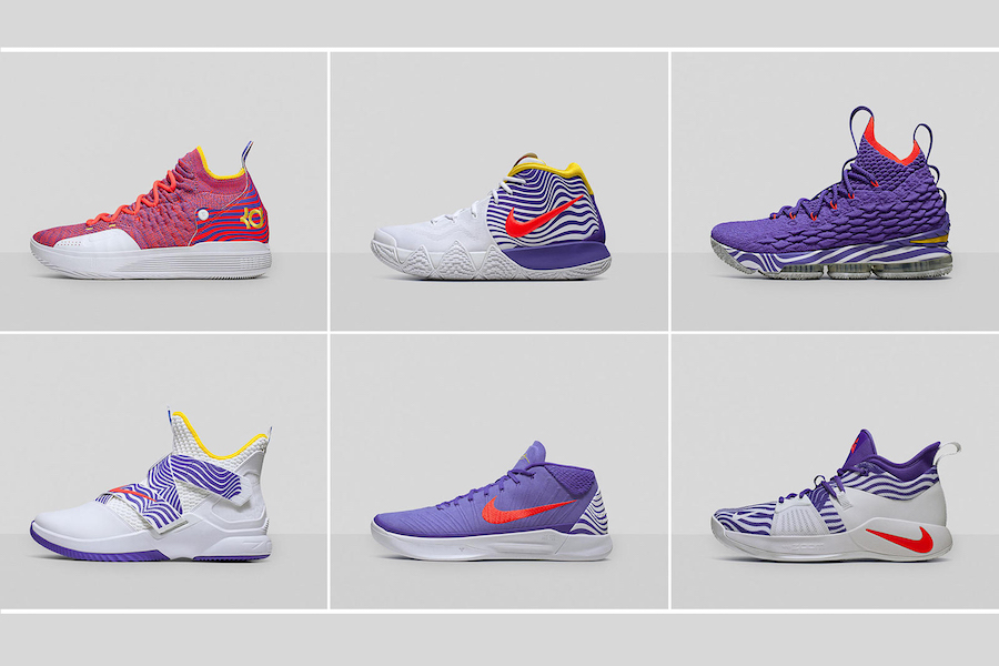 Nike 2018 WNBA All-Star Game PE Collection