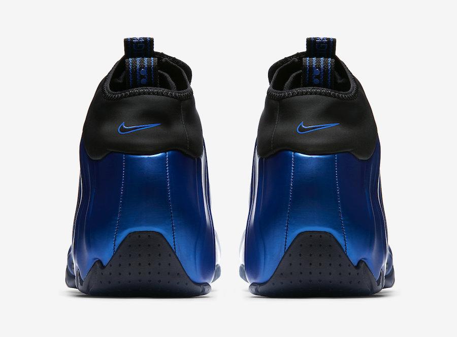 Nike Air Flightposite Dark Neon Royal AO9378-500