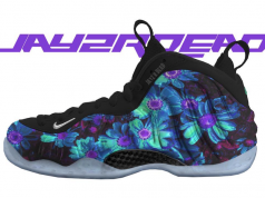 Nike Air Foamposite One Floral 2019