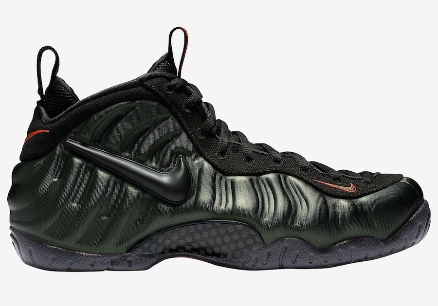 Nike Air Foamposite Pro Sequoia 624041-304