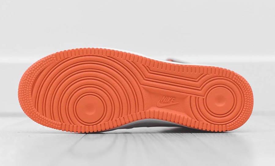Nike Air Force 1 Mid Terra Orange AQ8650-100