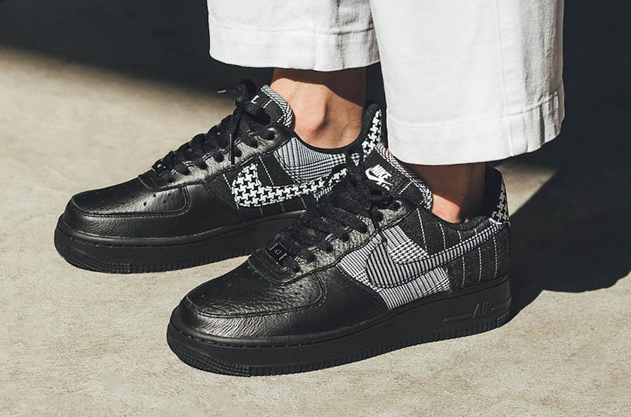Nike Air Force 1 Patchwork AT0062-001