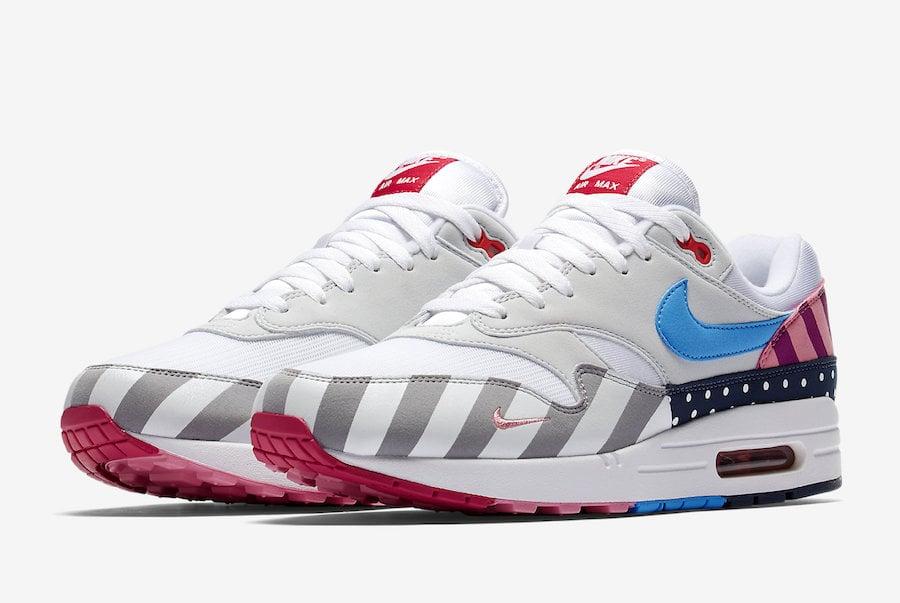 Parra Nike Air Max 1 AT3057-100 Release Date | SneakerFiles