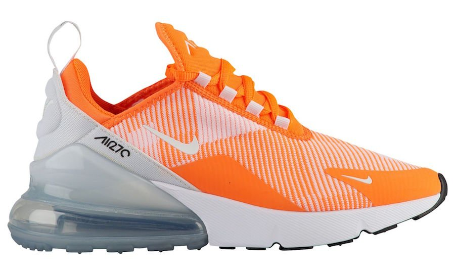 Nike Air Max 270 Total Orange AH6789-800