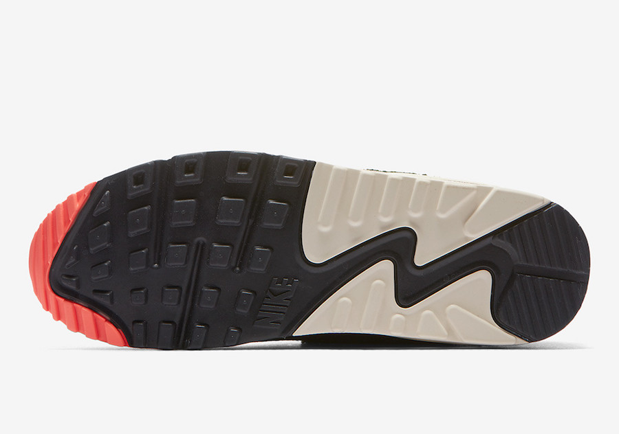 Nike Air Max 90 Premium SE Rain Forest Nike Air Max 90 Premium SE Rain Forest 858954-002