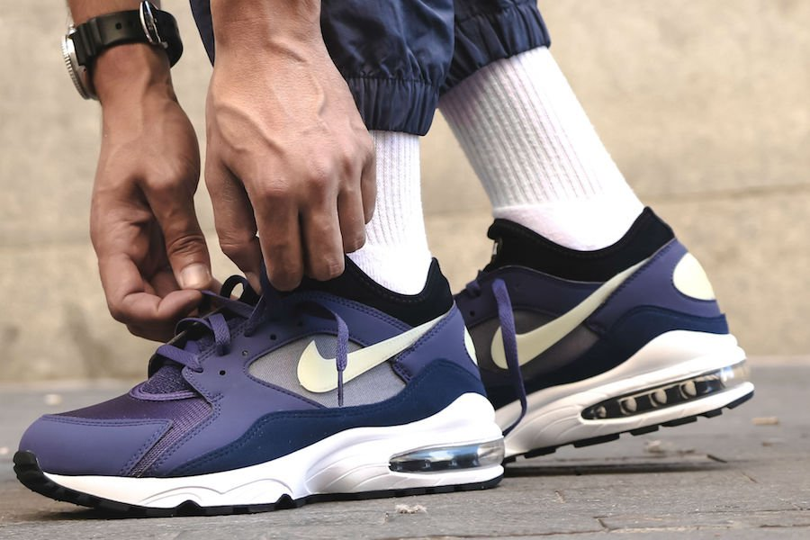 Nike Air Max 93 Purple